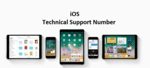iOS Customer service phone number