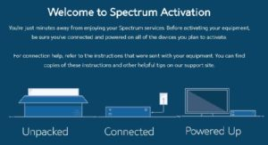 How to activate or Replace a Spectrum Modem
