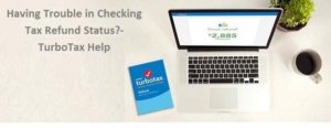 Tax Refund Status-TurboTax help