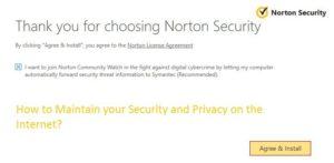 Norton Help